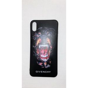 Accessories - iPhone X Max Givenchy Case.
